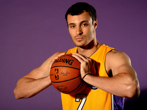 以父之名 — Larry Nance Jr.